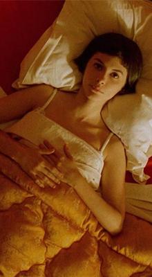 No podía faltar Amelié en la lista que recopila las mejores películas para aprender francés