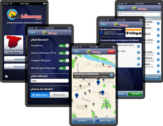 App infoidiomas