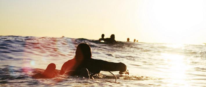 Aunque sólo sea por estar en playas como ésta, merece la pena inglés en Australia