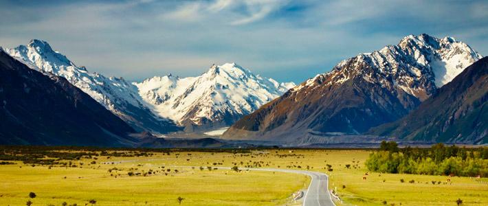 Podemos decir, sin temor a equivocarnos, que Nueva Zelanda es un paraíso en la Tierra