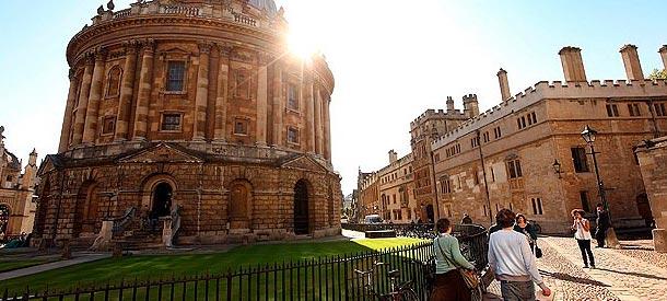 Te contamos por qué aprender inglés en Oxford te vendría bien