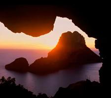 Además de sus curiosidades, el mundo árabe también presenta espectaculares paisajes como éste