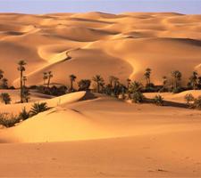 Tan difícil es aprender a pronunciar árabe como cruzar un desierto