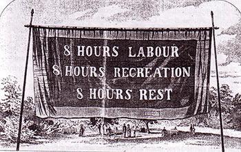 Día del Trabajo en Australia