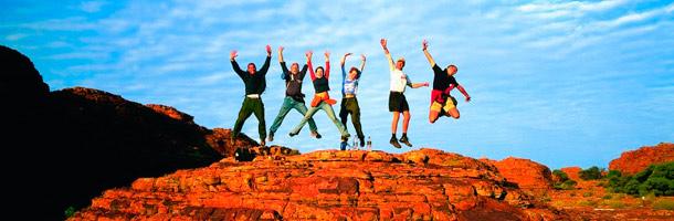 10 días de viaje con estas becas en Australia en solitario