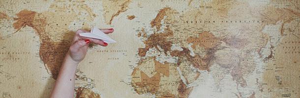 Siempre y cuando curses una de las Becas Universtage podrás viajar fuera de España