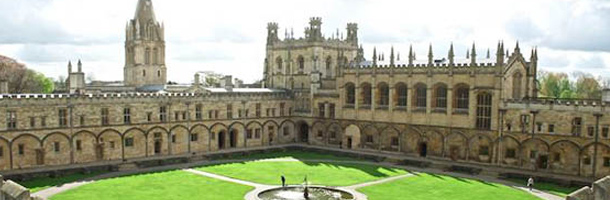 Con las Becas de Posgrado en la Universidad de Oxford podrás cursar tus estudios de posgrado en Inglaterra
