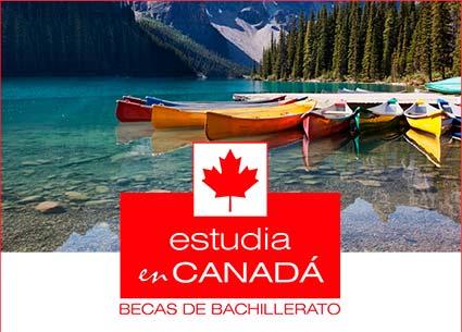 becas de bachillerato en Canada