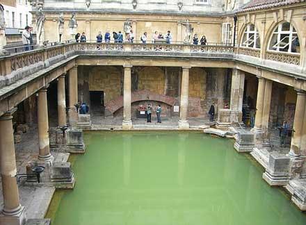 Bath baños romanos