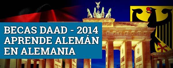 Becas para aprender alemán en Alemania