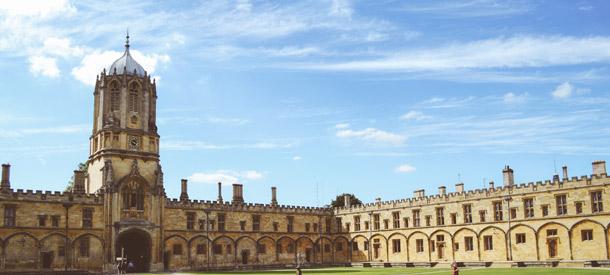 Una serie de becas de posgrado en la Universidad de Oxford que pintan muy bien