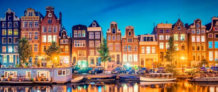 Una serie de ayudas para estudiar en los Países Bajos