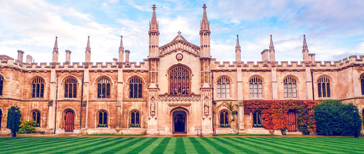 Una serie de ayudas para estudiar en la Universidad de Cambridge
