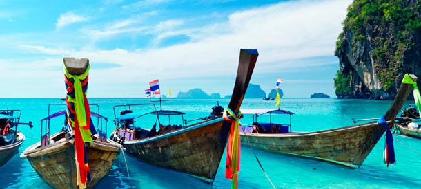 Con estas becas para estudiar en Tailandia podrás cursar tus estudios en el país asiático
