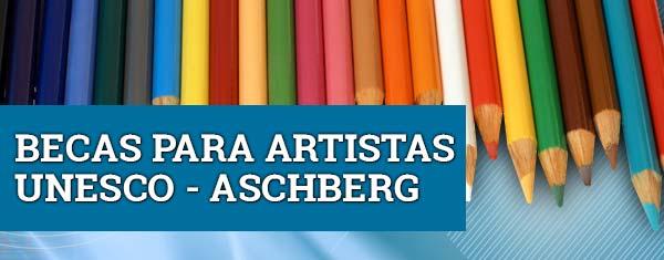 Becas UNESCO Aschberg