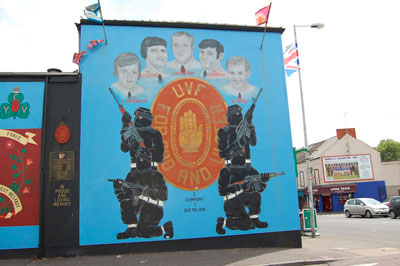pared en Belfast