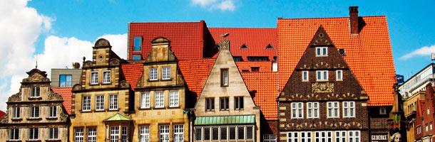 Entre las ciudades más baratas de Alemania se encuentra Bremen