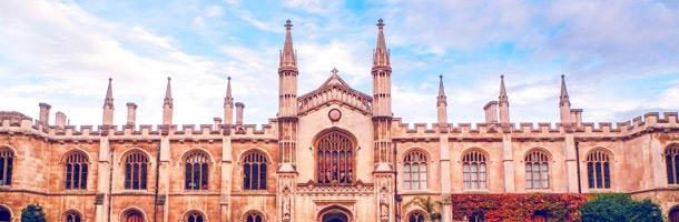 Cambridge es una de las mejores ciudades de UK para aprender inglés de este artículo