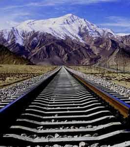 tren Beijing-Lhasa