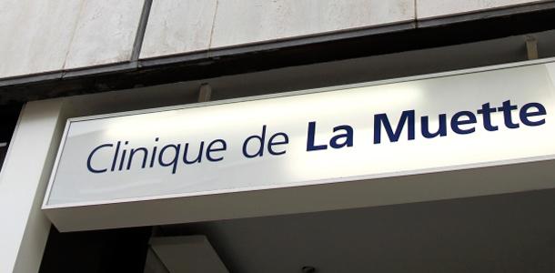 Una clínica cuyo nombre comercial inspira mucha confianza