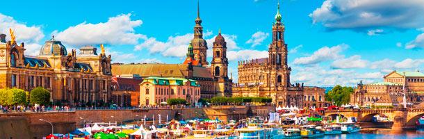 Dentro de las ciudades más baratas de Alemania está Dresde