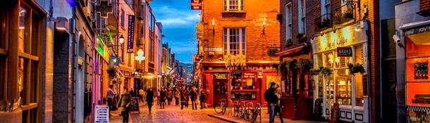 Las contras de aprender inglés en Dublín pesan menos que sus ventajas
