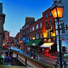 Dublín siempre ha estado entre las mejores ciudades del mundo para aprender inglés