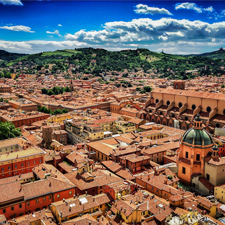 Bolonia está entre los destinos más demandados por los Erasmus