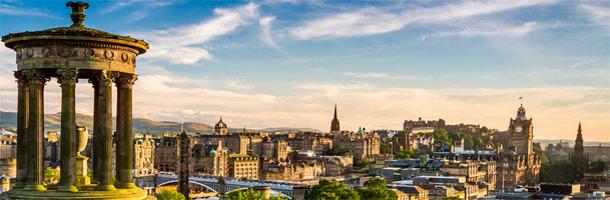 Edimburgo es una de las ciudades más baratas de Reino Unido donde aprender inglés y una de nuestras favoritas
