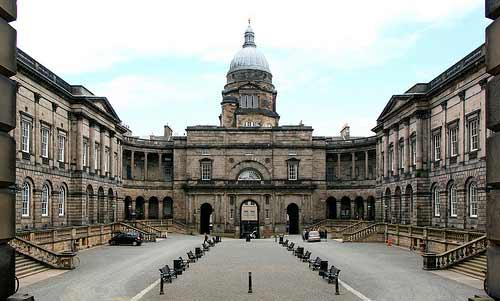 Resultado de imagen de Universidad de Edimburgo (Reino Unido)