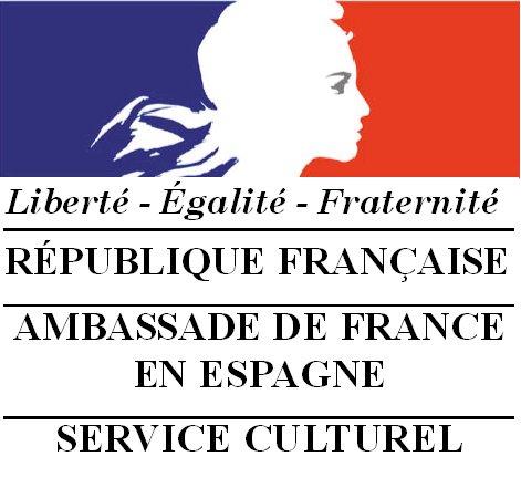 logo embajada francesa