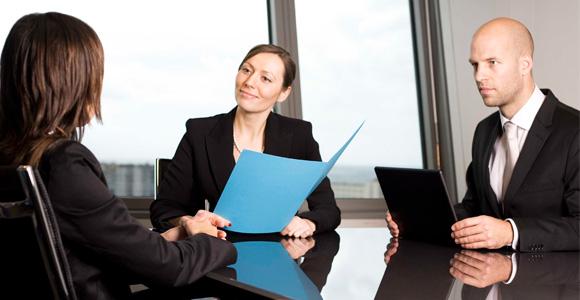 La entrevista de trabajo en inglés está de moda entre las empresas