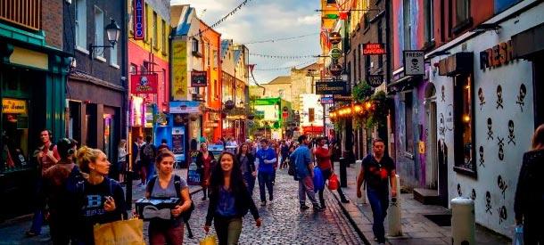 Éstas son tus mejores opciones para estudiar inglés y trabajar en Dublín a día de hoy