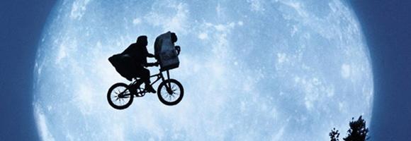 Si aún no conoces la película de E.T., ¡Qué haces que no estás viéndola!