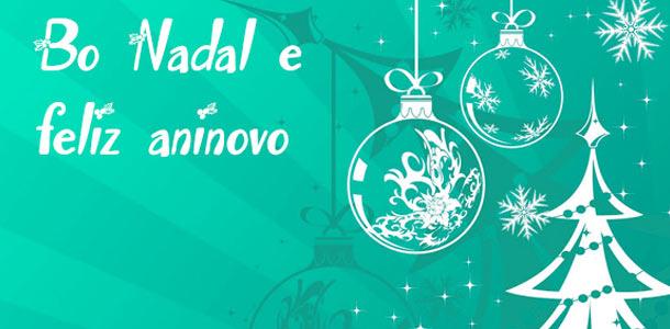 Así es cómo desear una Feliz Navidad en lengua gallega