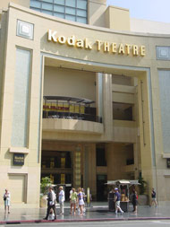 Teatro Kodak Los Angeles