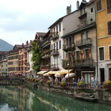 Chambery también se sitúa como una de las mejores ciudades para aprender francés