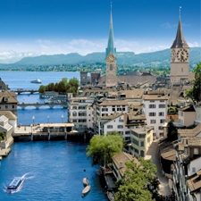 Dentro de las mejores ciudades para aprender francés está la capital suiza
