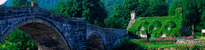 Gales es una de las regiones de Reino Unido donde estudiar inglés
