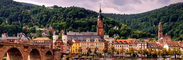 Al hablar de los mejores destinos para las becas Erasmus no puede faltar Heidelberg
