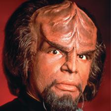 No podía faltar el Klingon como uno de los idiomas ficticios más conocidos