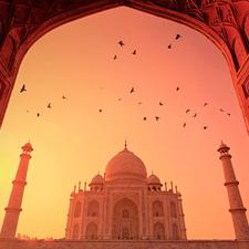 No podía faltar la India como uno más de los destinos más exóticos para aprender inglés