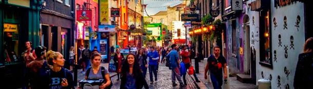 Al aprender inglés en Dublín disfrutarás de numerosas ventajas