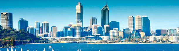 Hace su aparición entre las mejores ciudades de Australia para aprender inglés Perth