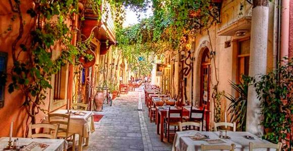 Paisajes tan pintorescos como éste podrás ver si realizas un curso de italiano en Italia