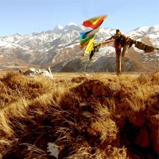 El Tíbet cuenta también con uno de los idiomas más raros del mundo