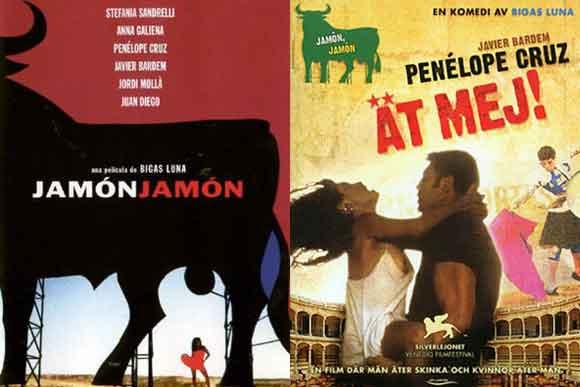 jamón, jamón, película del cine español