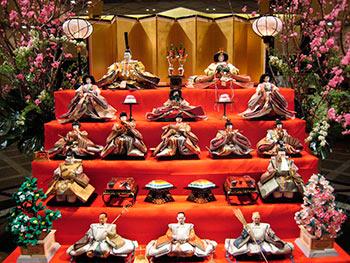 Festival Hina Matsuri