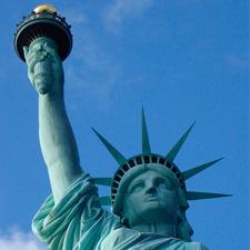 La Estatua de la Libertad, el icono más representativo de Nueva York