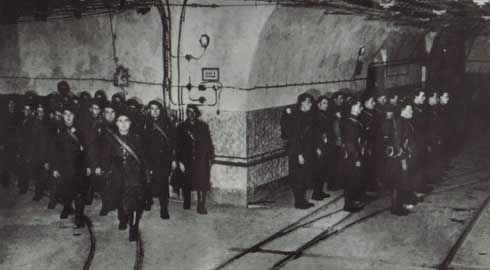 túneles Línea Maginot